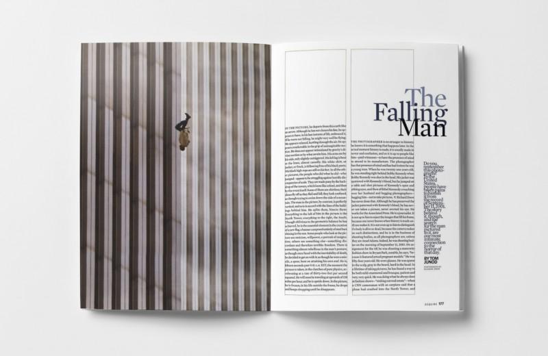 Памяти 11 сентября: очерк «Падающий человек» о самом известном снимке теракта в башнях-близнецах в Нью-Йорке