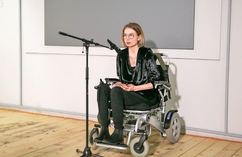 Алёна Лёвина: Я много всего умею в этой жизни, но инвалидность очень сильно ограничивает меня