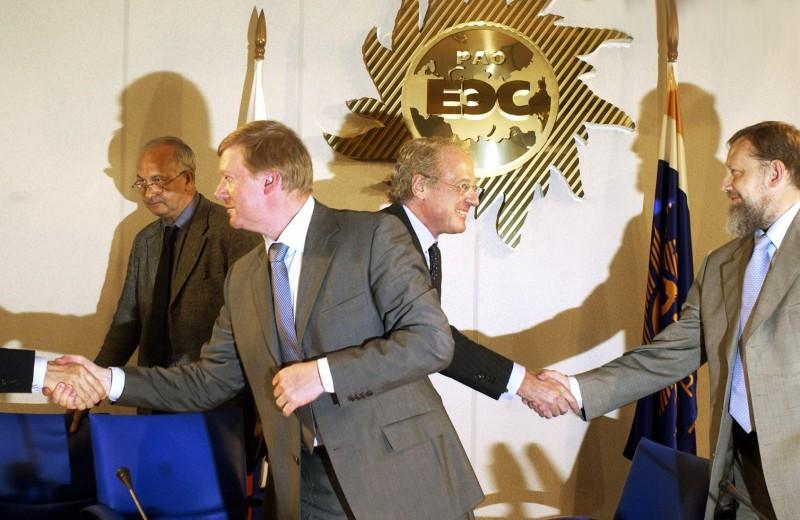 Судьбы реформаторов. Что стало с «агрессивной и ударной» командой Чубайса из РАО ЕЭС