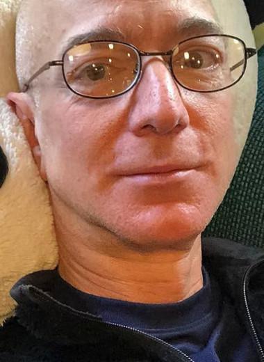 Основатель Amazon ибогатейший человек мира Джефф Безос: «Бояться— это нормально»