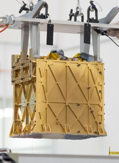 Perserverence впервые сгенерировал кислород на Марсе