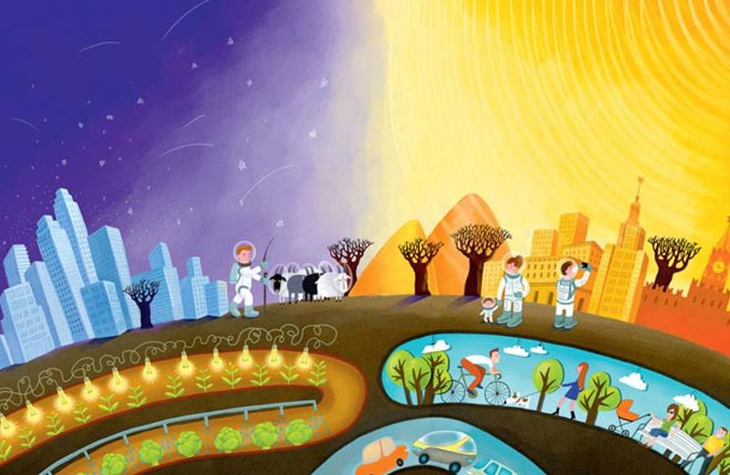 Что случится, если Земля перестанет вращаться вокруг своей оси