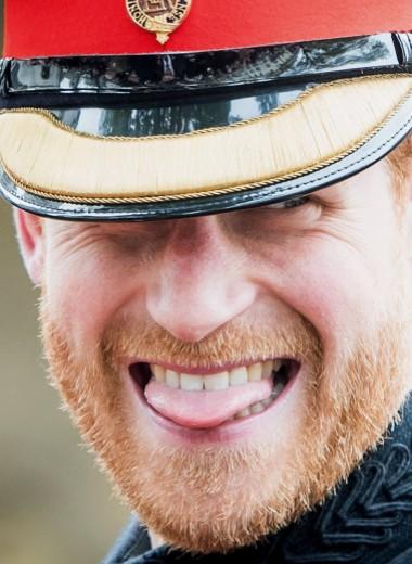 От бунтаря до военнослужащего: история принца Гарри