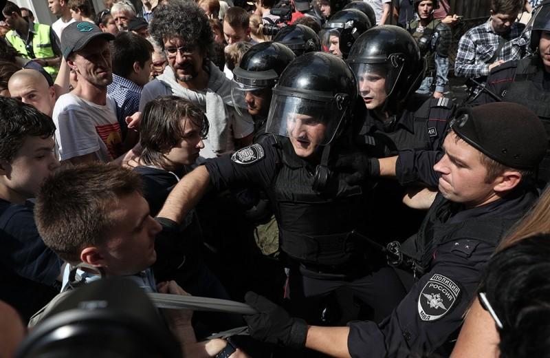 Главное про акцию «за честные выборы» в Москве