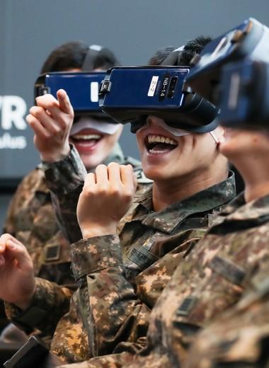 Гаджеты для Пентагона: зачем военные уходят в виртуальную реальность