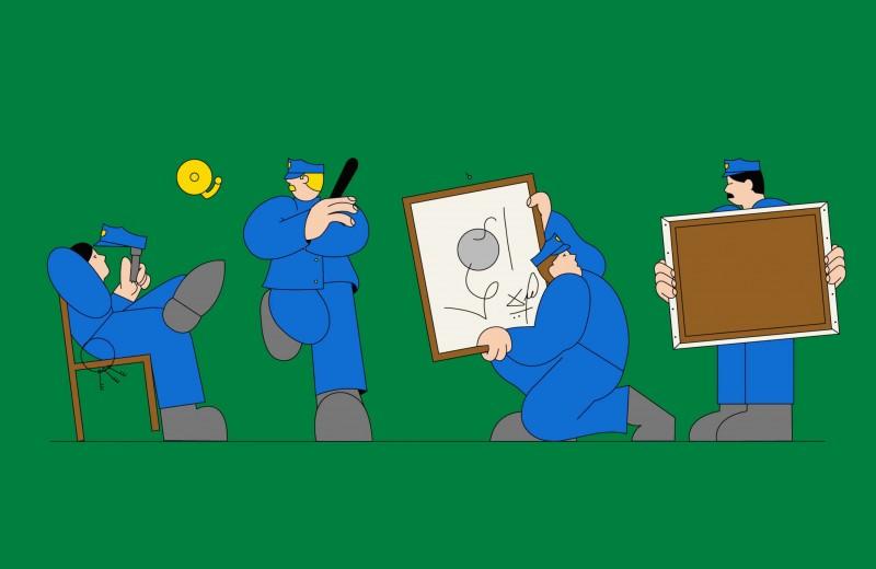 История картины Сальвадора Дали «Распятый Христос», которую украли прямо из-под носа у тюремного караула
