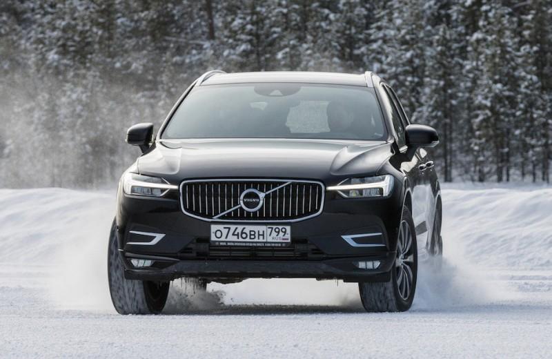 Тест-драйв нового поколения Volvo XC60: лекарство против стресса