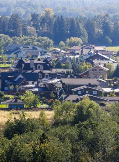 «Река, озеро, красивый лес»: спрос на загородную недвижимость в пандемию вырос на 30-50%