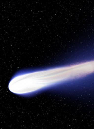 Родина комет: откуда они взялись в Солнечной системе?