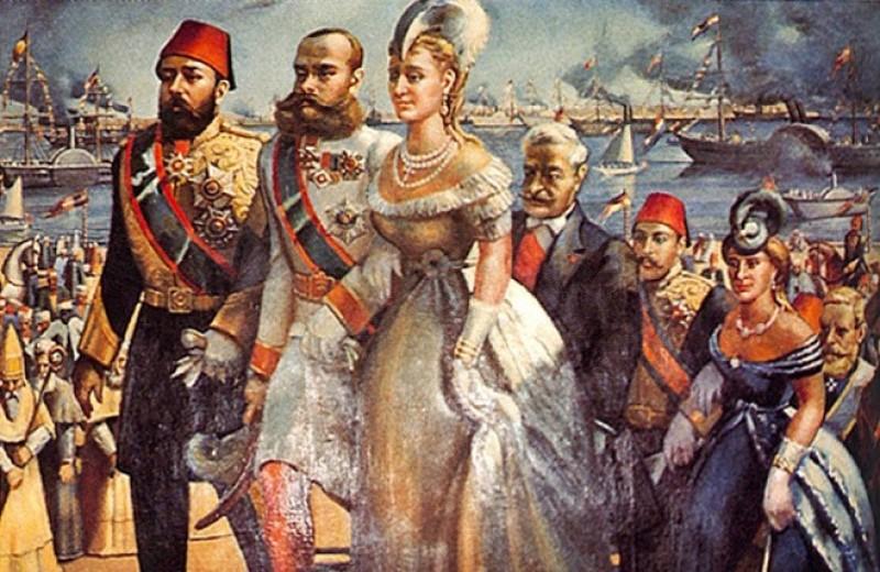 Приключения авантюриста и каналокопателя Фердинанда де Лессепса
