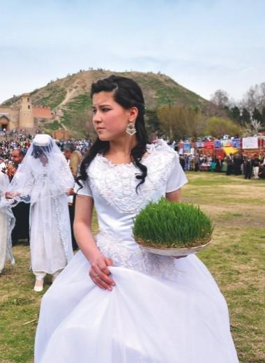 Праздник весны: как в Таджикистане отмечают Навруз