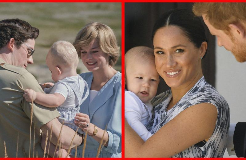 Чему принц Гарри и Меган Маркл научились у принцессы Дианы