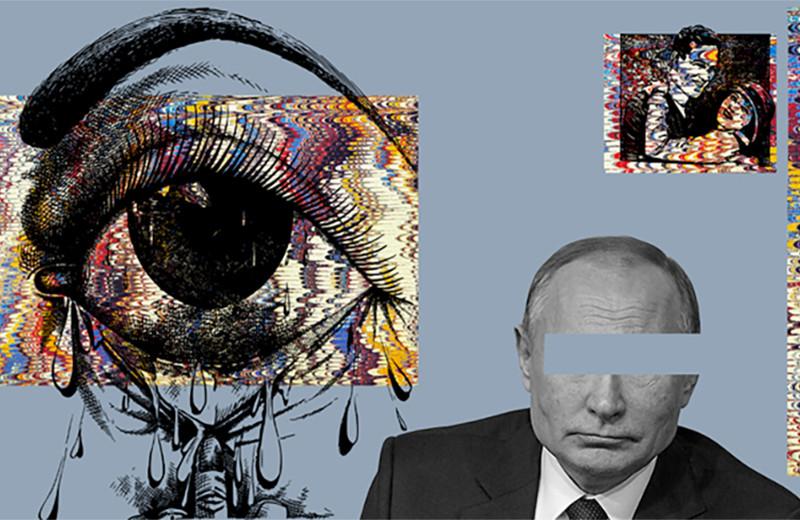 Вожди не играют в театр.Почему Владимир Путин боится проявлять эмоции