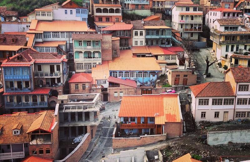 5 новых интересных мест в Тбилиси