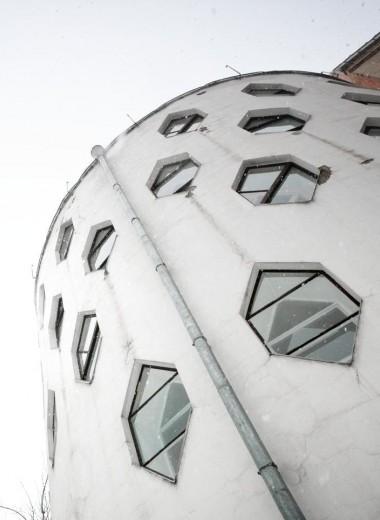 Дом Мельникова: уникальный памятник инженерной мысли