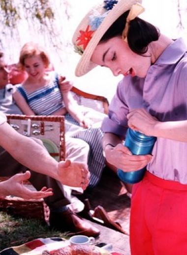 Как организовать идеальный  пикник