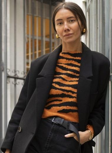 Как Юлия Пелипас начала носить костюмы и перестала использовать пластик