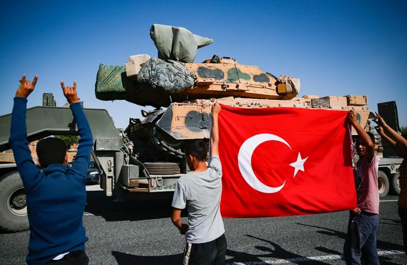 «Источник мира» примирил курдов и Дамаск