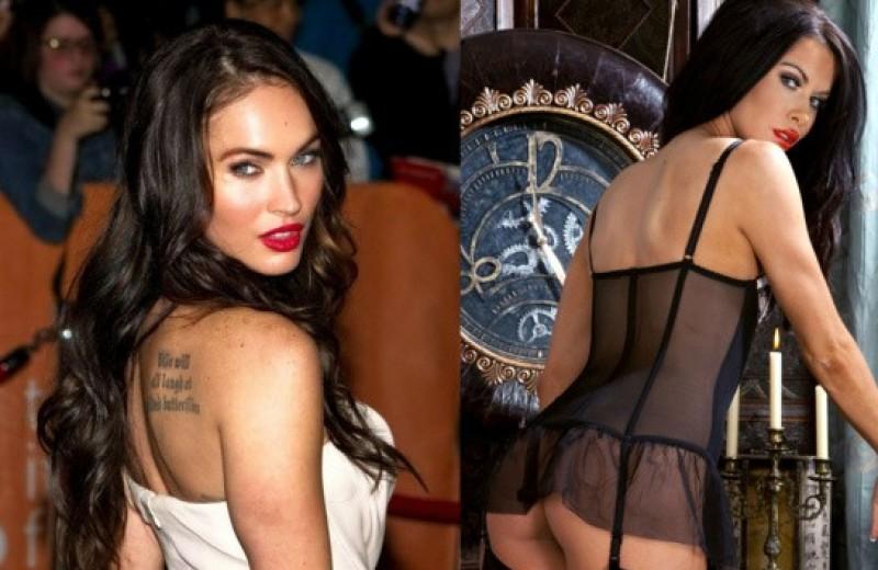 7 порнодвойников знаменитостей — от Оливии Уайлд и Рианны до Натальи Поклонской