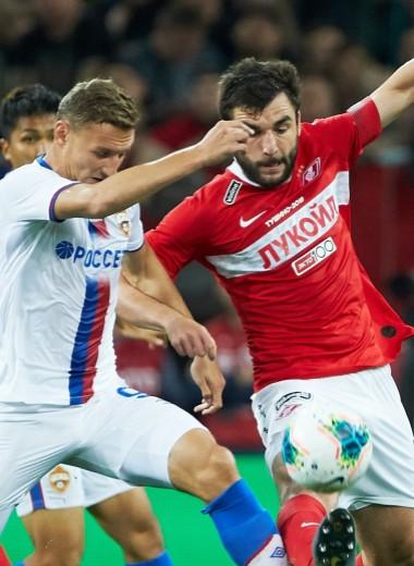 Почему дерби между «Спартаком» и ЦСКА – главный матч в российском футболе