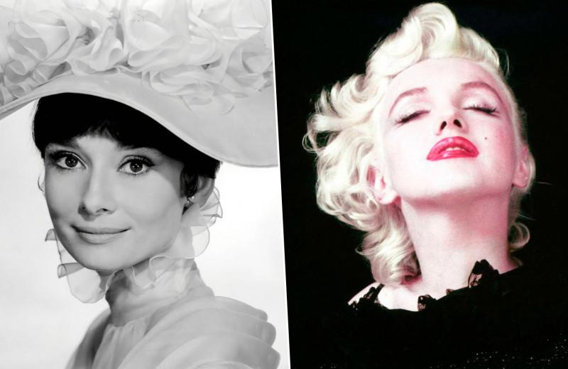 Без пластики и инъекций: секреты красоты голливудских звезд прошлого века