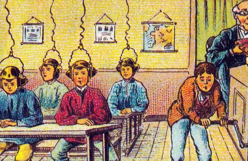 Школа без родителей