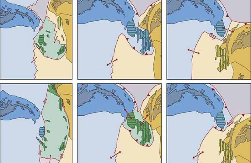 Геологи реконструировали историю разделения Антарктиды и Южной Америки