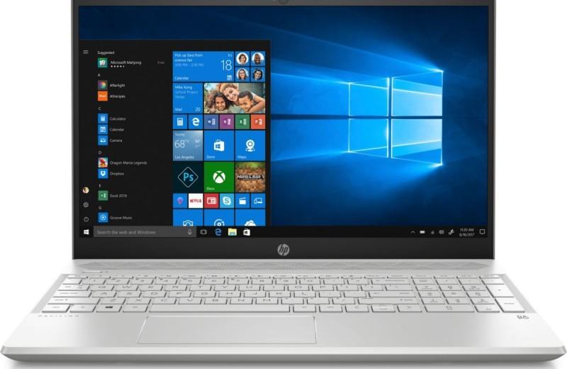Тест и обзор HP Pavilion 15: мощный, но шумный ноутбук