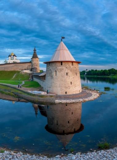 Что посмотреть в Пскове: фотогалерея