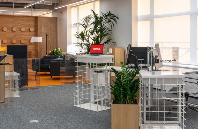 Законы изменения офисных пространств