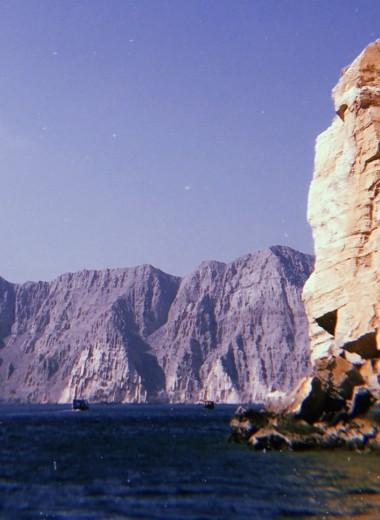 Личный опыт: круиз по Персидскому заливу