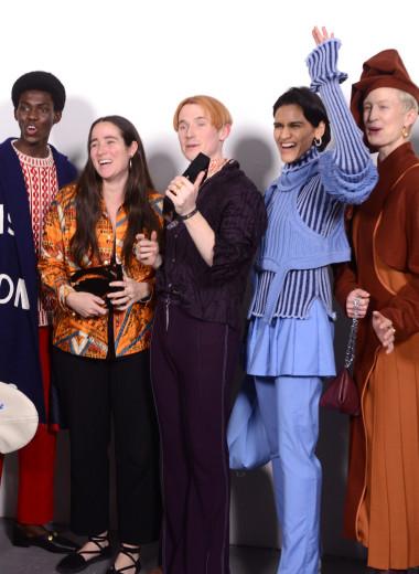 Петля времени: как бренд Bode работает с винтажными тканями