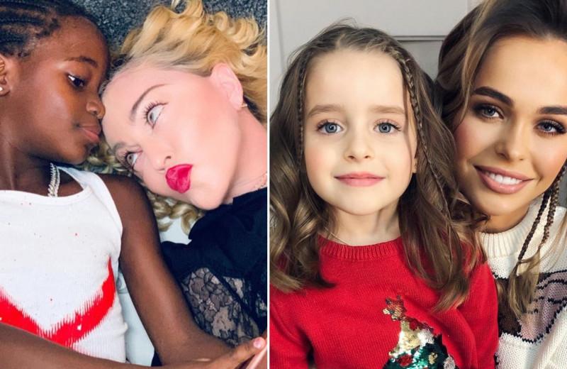 Запрет на поцелуи и кража еды: шокирующие методы воспитания детей в семьях звезд
