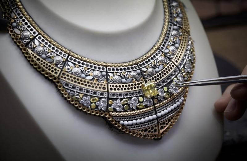 Мечты о России: новая коллекция драгоценностей Chanel
