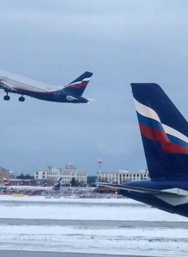 Небо, самолет, коронавирус: почему «Аэрофлот» дорожал, пока западные конкуренты дешевели