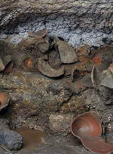 Руины колодца рассказали о погубившей античный порт многолетней засухе