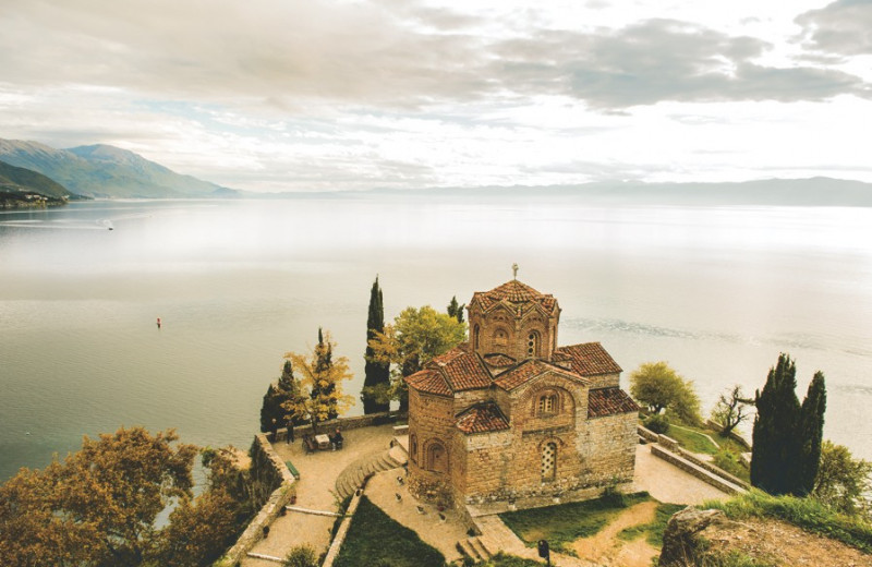 Достояние республики: озеро Охрид в Македонии