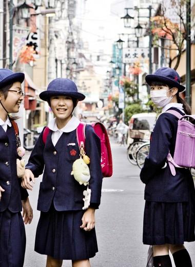 Чему японцы на самом деле учат детей?