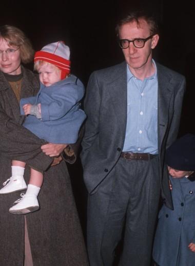 Приемный сын Вуди Аллена выступил в защиту отца