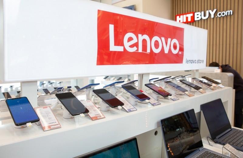 И снова Lenovo: компания привезла в Россию свои смартфоны