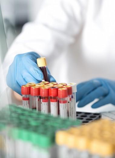 Анализ крови на боль открыл путь к новым лекарствам