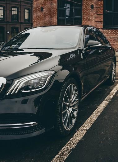 Держать строй: тест Mercedes-Benz S 400 d