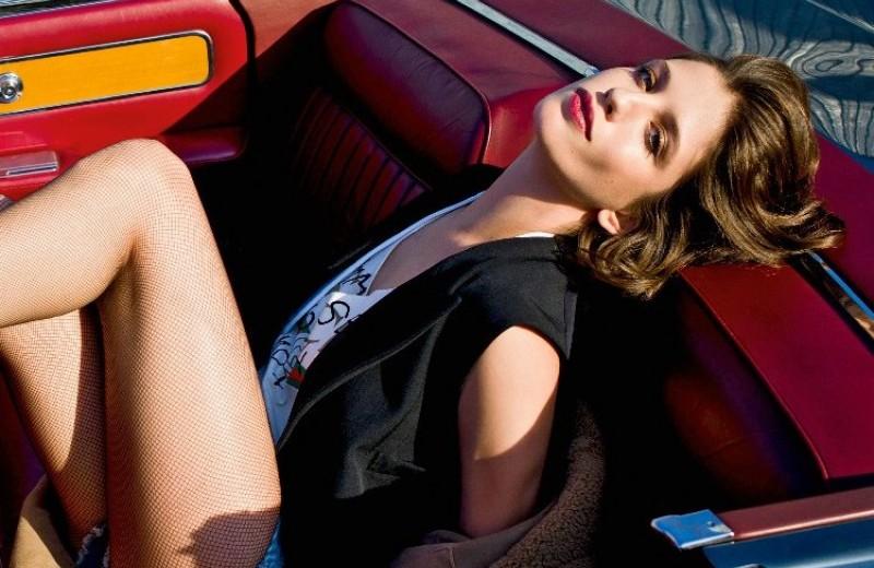 Женщина, которую мы любим: Анна Чиповская — о музыке, откровенных сценах в кино и любимых актерах