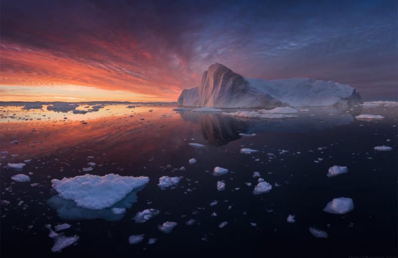 Климатологи обнаружили новый рекорд холода в Гренландии. Ему 29 лет