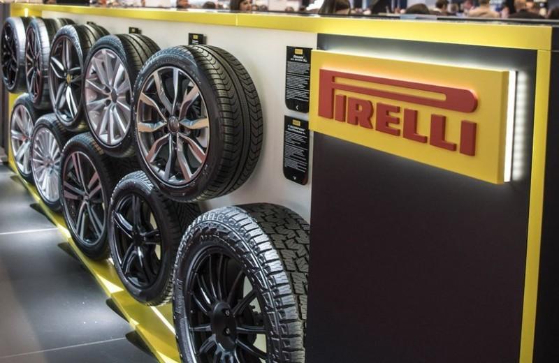 В Женеве презентовали систему Pirelli Cyber Car