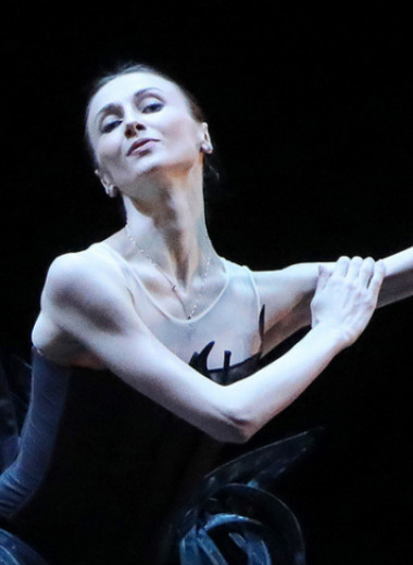 «Независимая зависимая женщина»: прима-балерина Большого Светлана Захарова  — о новой роли и премьере «Чайки»