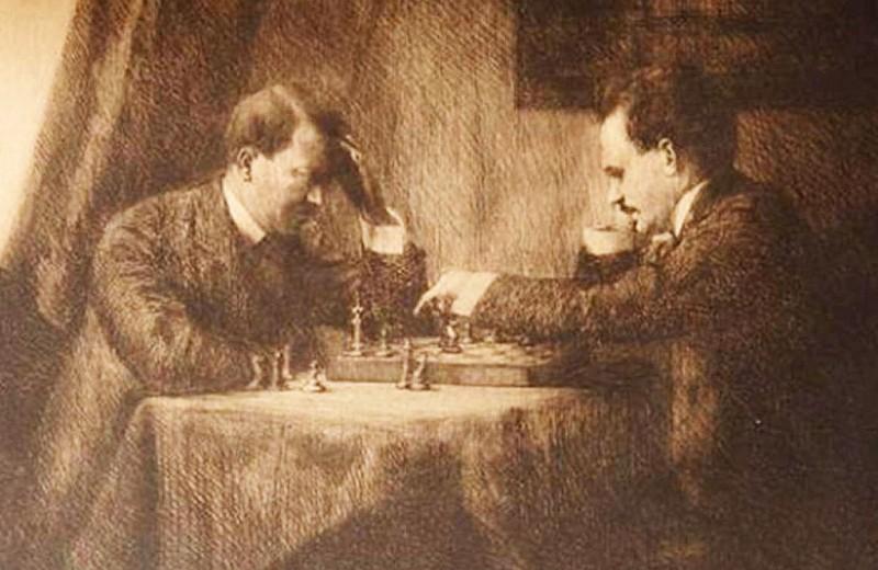 Два товарища. Что сближает Ленина и Гитлера, кроме дат рождения?