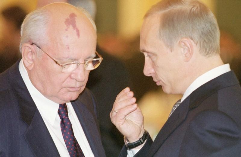 35 лет перестройке: от какого наследства отказался Путин