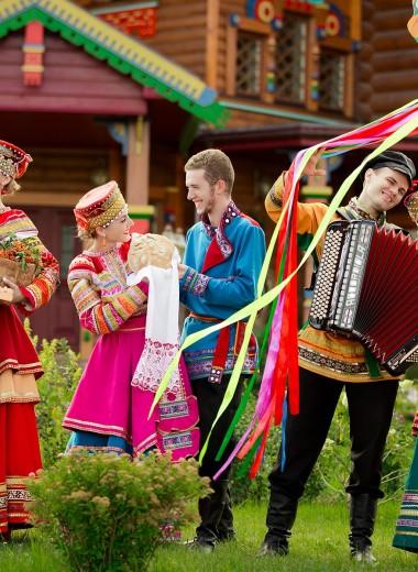 «Матрёна Арт»: русские музыкальные традиции
