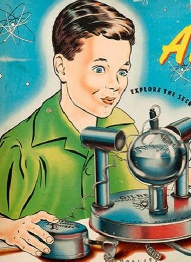 Опыты с ураном и спиннеры: 12 самых опасных детских игрушек